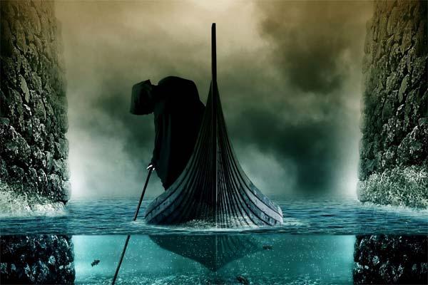Река Смородина - мертвая вода